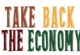 Take Back the Economy text